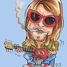 Cobain by andrea v