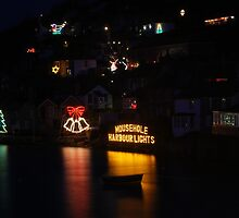 Harbor Lights Mousehole by DMHotchin