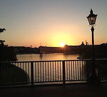 Disney Boardwalk by OnTheRoadAgain