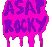 ASAP ROCKY SLIME by Telic