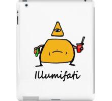 Illumifati iPad Case/Skin
