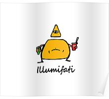 Illumifati Poster