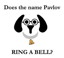 Does the name Pavlov ring a bell? by Zamosa