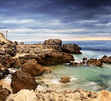 Bennion Beach by Kirk  Hille