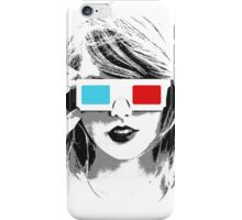T-Swift 3D - Taylor Swift shirt, phone case, & more iPhone Case/Skin