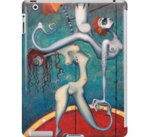 Doctor Vultura's  Proportional Sky-fish Daughters iPad Case/Skin