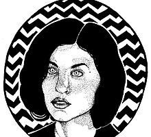 Twin Peaks: Audrey Horne by Xviii