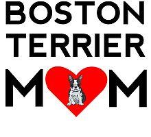 Boston Terrier Mom by kwg2200