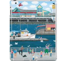 Steveston Landing iPad Case/Skin