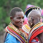 Samburu Women by Holly Michelle Garland