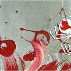 Red Spider by JoanOfArt