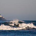 Tillamook Rock Lighthouse by Bryan Peterson