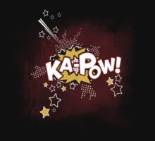 Ka-pow! by Monique Keen