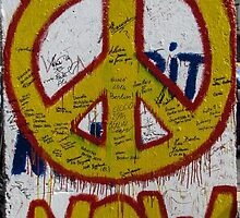 Berlin Wall by CJVisions