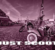 Just Scoot .! by Rob Hawkins