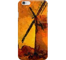 Horsey Windmill, Norfolk Broads - all products bar duvet iPhone Case/Skin