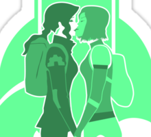 Legend of Korra - Through The Portal Sticker