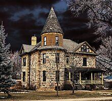 Mysterious House by Teresa Zieba