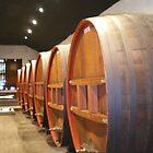 Wine Barrels by Sandie13