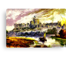 Windsor Castle, Berkshire - all products Canvas Print
