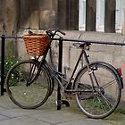Bike in York by Jackie Wilson