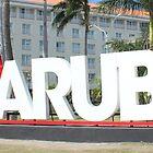 I love Aruba - One happy Island by stine1