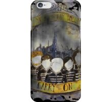 The Black Parade - My Chemical Romance iPhone Case/Skin