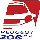 Peugeot 208 Club by Liviu Andronic