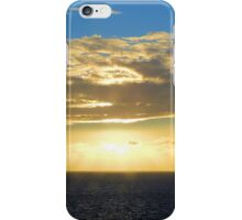 Heaven Pouring Out iPhone Case/Skin