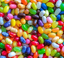 Jelly Bellies by John Velocci