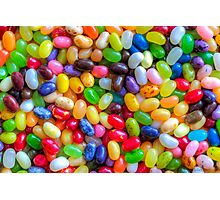 Jelly Bellies Photographic Print