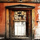 Old Door, Halfway New by Josh Wentz