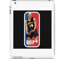 Big Ballers Podcast Logo  iPad Case/Skin