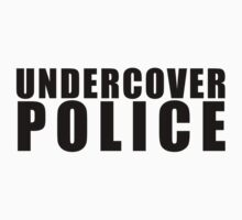 Funny Undercover Police by rott515
