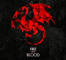 Fire And Blood by feudeymon