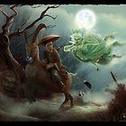 Chinese Ghost Story by lemomekeke