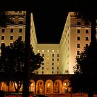 The Old Senator Hotel, Downtown Sacramento, CA by Lenny La Rue, IPA