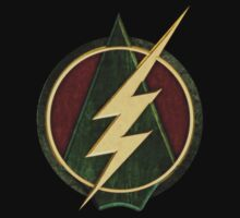 Arrow and The Flash T-Shirt