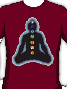 Chakras Meditation T-Shirt