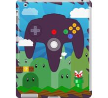 N64 LAND - CONTROLLER iPad Case/Skin