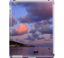 Dusk in Instow iPad Case/Skin