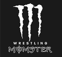 Wrestling Momster by HauteAngel