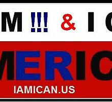 I am and I can !  'IAMICAN'   ! by mmhall