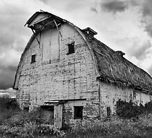 old barn by Jeffrey  Sinnock