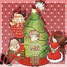 Bravely Christmas by lythweird