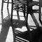 Chairs and shadows by Roz McQuillan