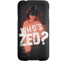 Who's ZED? - Pulp Fiction Samsung Galaxy Case/Skin