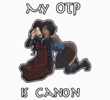"Korrasami ""My OTP is canon!"" by JakeRichmond"