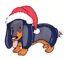 Puppy Claus by Amanda Lee