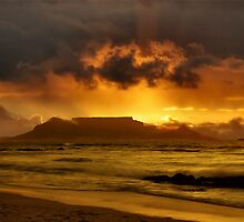 Table Mountain by BlaizerB